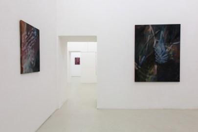 transition and duration, 2012, veduta della mostra Courtesy Galleria Umberto Di Marino, Napoli
