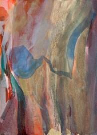 Duration, 2012, olio e spray su tela, cm 70x50, courtesy Galleria Umberto Di Marino, Napoli