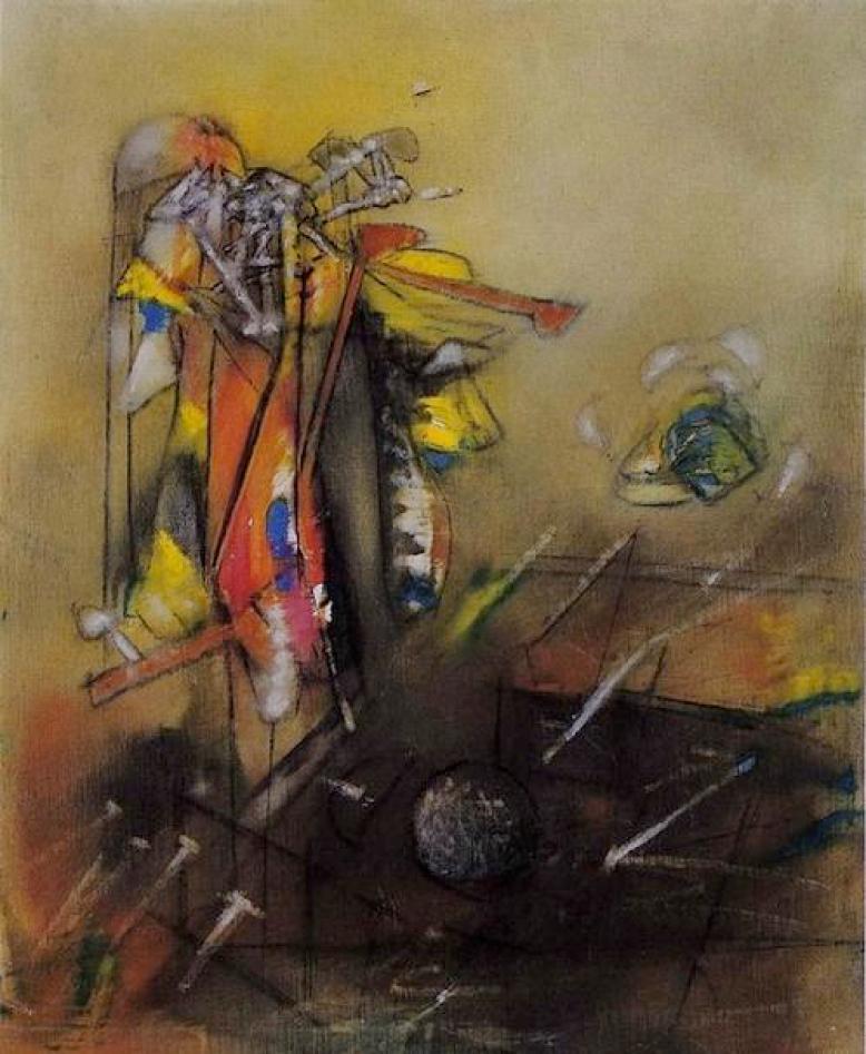 Galleria MAGGIORE G.A.M., Roberto Sebastian Matta, Courtesy Galleria d'Arte Maggiore G.A.M. Bologna