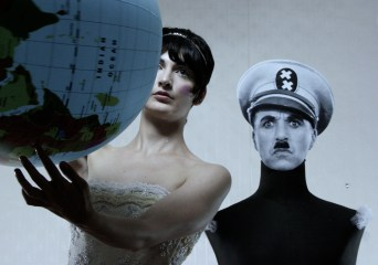 Maria Crispal, The Great Dictators, 2010 (still da video)