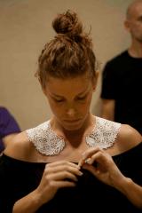 Silvia Giambrone, Teatro anatomico, 2012 (performance)