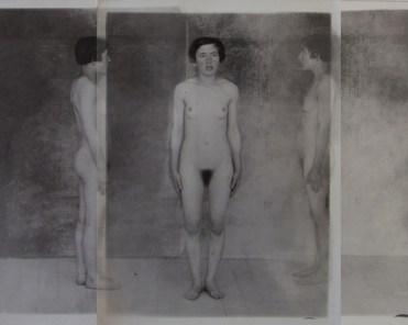 Christian Fogarolli, Lost Identities, 2012, Video still, Video 1.48 min