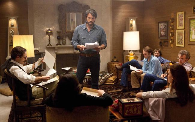 Una scena del film Argo, premio Oscar Miglior Film