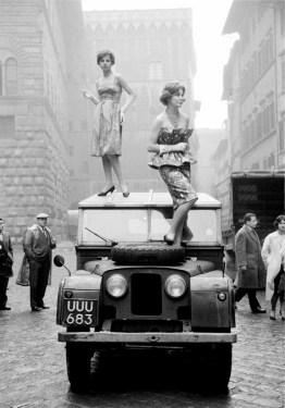 Alfa Castaldi, Firenze, 1958 ca. Credits © Courtesy archivio Alfa Castaldi
