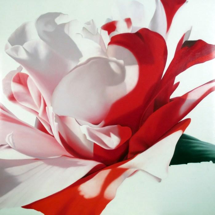 Casagrande&Recalcati, Ipervanitas VI, 2013, olio su tela, cm 100x100