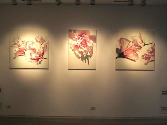 "Veduta della mostra ""Casagrande&Recalcati - Ipervanitas"", 2013, MyOwnGalley, Milano"