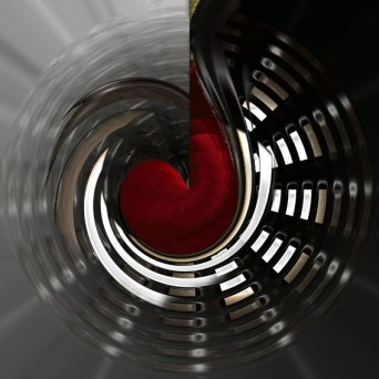Annamaria Raimo, La ruota della fortuna, 2013, stampa digitale su metacrilato kristal, 70x70cm