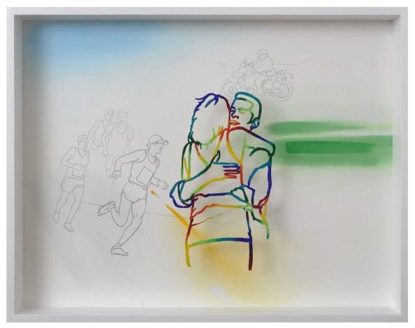 Fernando Zucchi, Alto valore naturalistico 1, 2013, cm 70x90