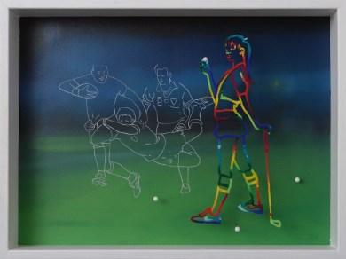 Fernando Zucchi, Il sogno di una vita 5, 2013, cm 45x60