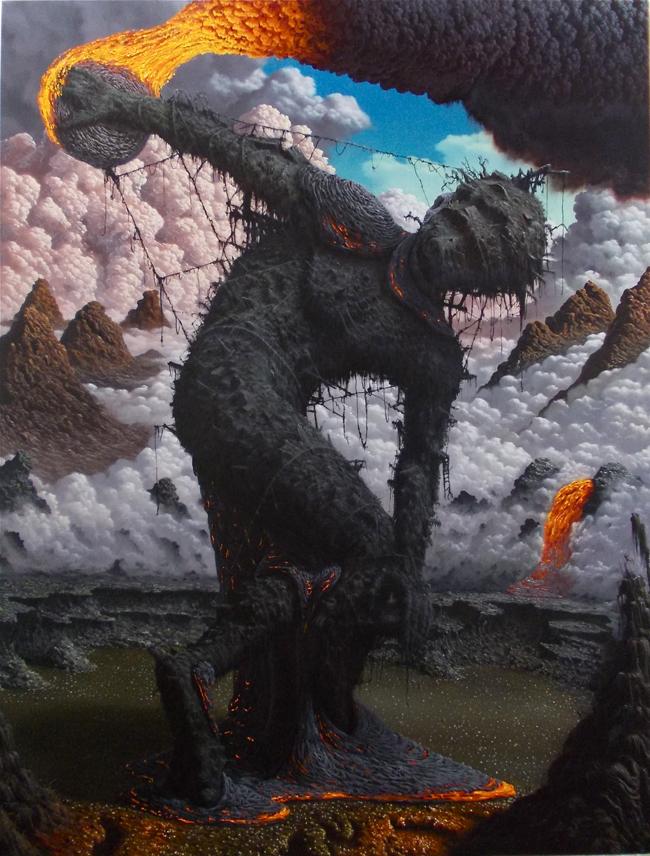 Galleria Bonelli - Fulvio Di Piazza Bruscobolo, 2012 olio su tela 170 x 130 cm