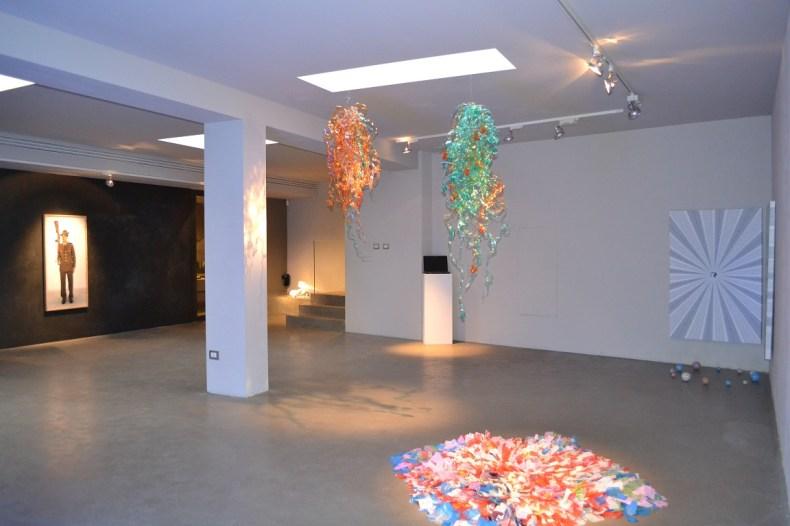 //:(TT)+U=Think The Unthinkable, veduta della mostra, OltreDimore, Bologna