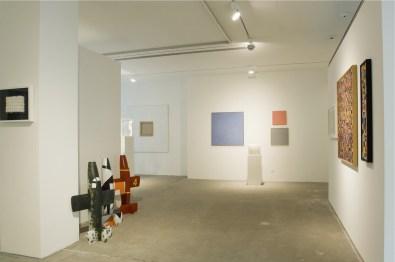 Arte italiana '60-'90, veduta della mostra, Cortesi Contemporary, Lugano © Foto Puffi