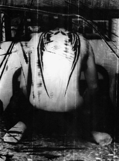 IVAN PIANO, The Indicted Devil's Dark Cave, 2008, argentic photography, 18 x 24 cm, ed. 3, Courtesy Sabrina Raffaghello Arte Contemporanea © I. Piano