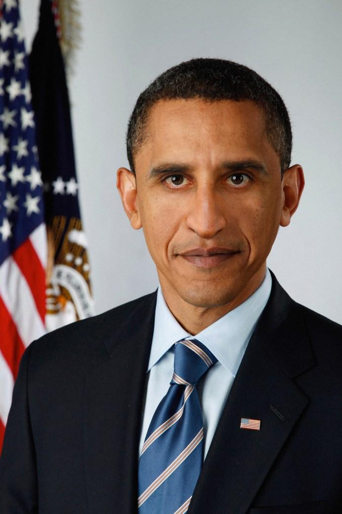 Matteo Attriua, Self-Portrait (B. Obama), 2012, Stampa digitale su carta fotografica, cm 70X50, Edizione 3, Courtesy PoliArt Contemporary