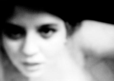 Dana De Luca, Senza Titolo, 2011, prova di stampa a pigmenti di carbone su carta cotone Hahnemühle