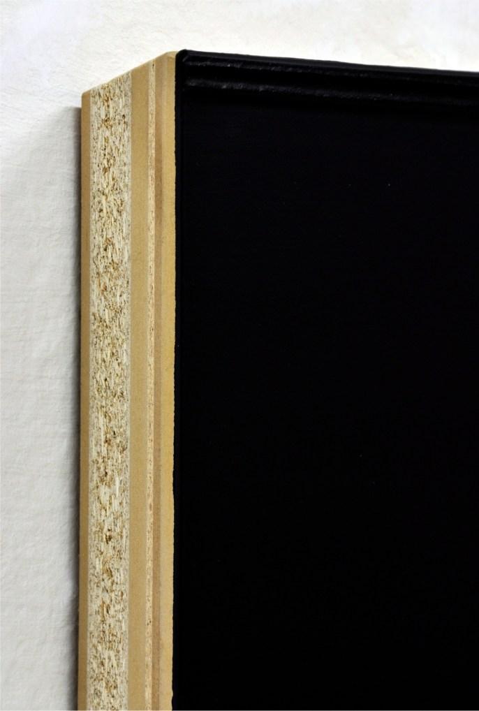 Domenico D'Oora, Painting Now, 2011, acrilico su tavola multistrato sagomata, cm 30x30x6 (particolare) Courtesy Artesilva, Seregno (MB)