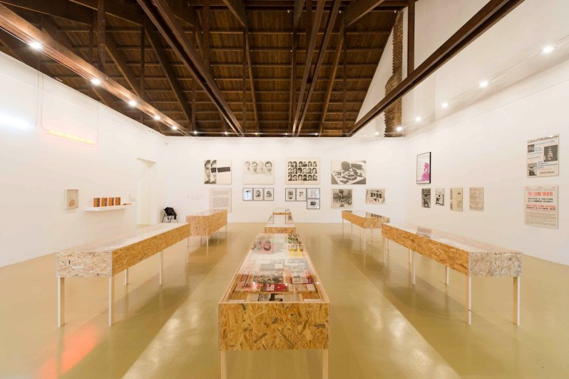 Disobedience Archive (The Republic), a cura di Marco Scotini, Courtesy Castello di Rivoli Museo d'Arte Contemporanea, Rivoli – Torino, 2013. Foto Andrea Guermani, Torino, 2013