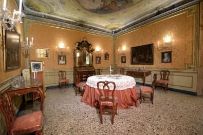 Sala 3 Venezia, Palazzo Mocenigo – Centro Studi di Storia del Tessuto e del Costume Fondazione Musei Civici di Venezia Foto di Stefano Soffiato