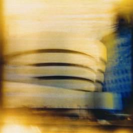 Enrico Savi, Guggenheim NYC (obscured), 2011, giclée fine-art print, cm 30x30, ed. 1/1 + 2 p.a. Courtesy Federico Rui Arte Contemporanea, Milano