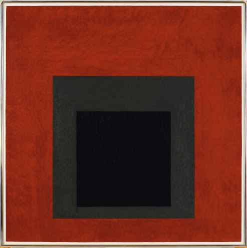 Josef Albers, Tap Root, 1965 © 2013 The Josef and Anni Albers Foundation / Artists Rights Society New York