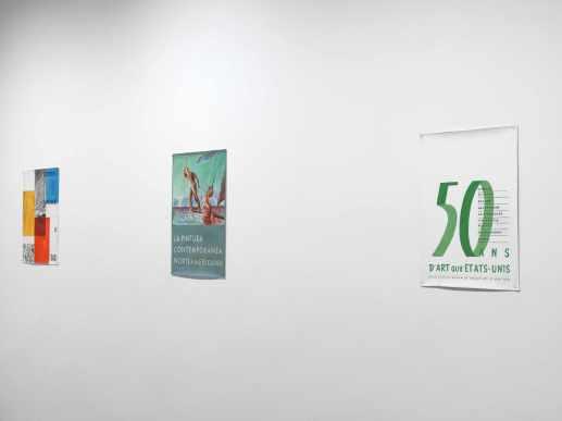 Dorothy Miller. Americans 2063, veduta della mostra, P420 Arte Contemporanea, Bologna Courtesy P420, Bologna