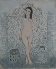 Marco Demis, Senza titolo, 2013, olio su tela, 30x24cm - GiaMaArt Studio