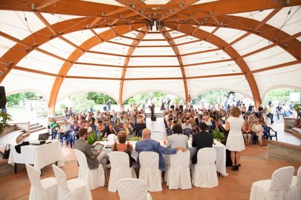 Premio Nocivelli 2013, Premiazioni. Parco Nocivelli - Anfiteatro