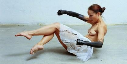 """ManifesTO, Per Barclay, Ballerina """"Catherine"""", 2001, Courtesy Giorgio Persano - Torino"""