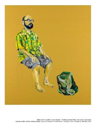 Matteo Fato, La pittura è cosa naturale, 2013