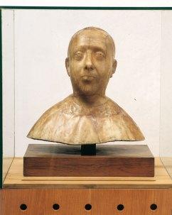 Marino Marini, Ritratto di Fausto Melotti, 1937