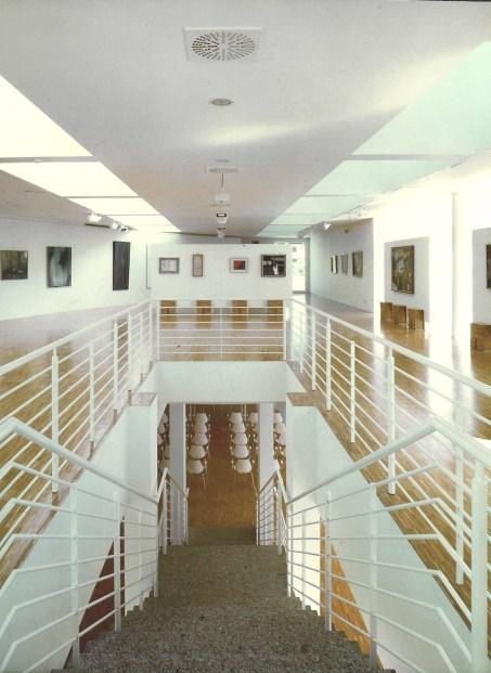 Sala interna, MAC-Museo d'Arte Contemporanea, Lissone