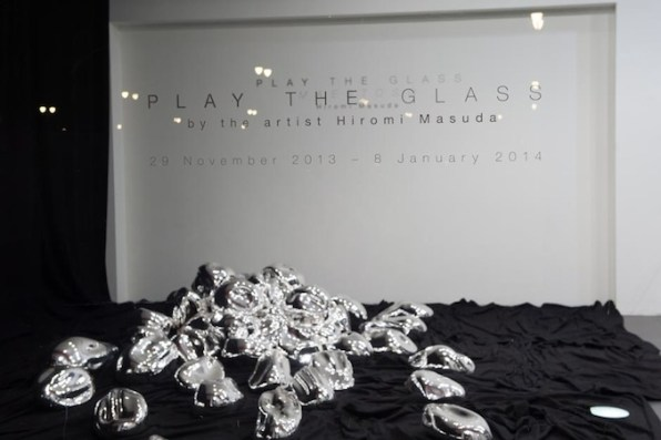 Hiromi Masuda, Play the glass (maestoso)