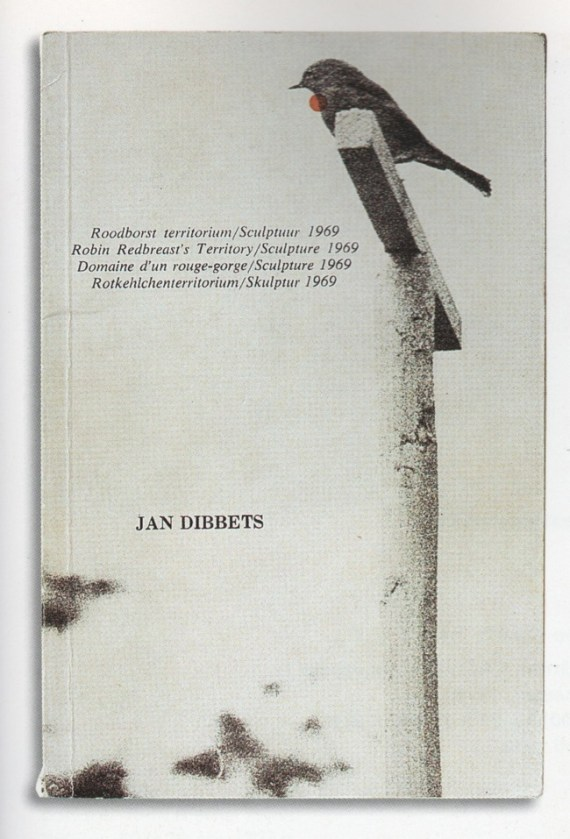 Jan Dibbets, Roodborst Territorium (...) 1970