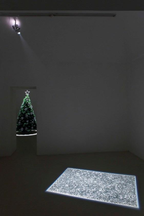 1.Gemütlichkeit, 2013, exhibition view Courtesy Galleria Umberto Di Marino, Napoli, Italy foto Renato Ghiazza