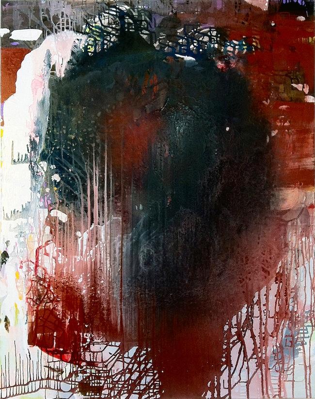 Jackie Saccoccio, Portrait Dying Roman