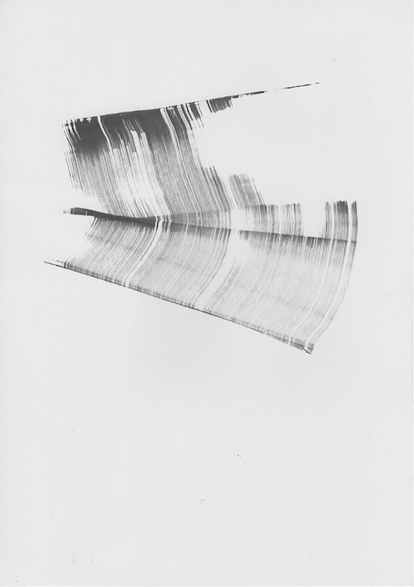 Michelangelo Consani, Kenji Miyazawa, ritratto, 2014, cm 40x30, Courtesy Side 2 Gallery, Tokyo