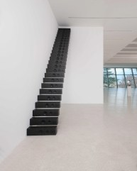 Ceal Floyer, Museion 2014, exhibition view. Foto Augustin Ochsenreiter, © the artist and VG-Bildkunst Front: Scale, 2007, courtesy 303 Gallery, New YOrk, Lisson Gallery, London and Esther Schipper, Berlin