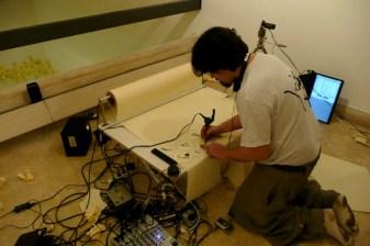 Dario Lazzaretto, Sound Of A Thousand Scratches, 2012