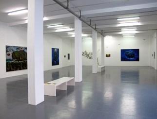 Fulvio Di Piazza. Pacific, veduta della mostra, Galleria Giovanni Bonelli, Milano