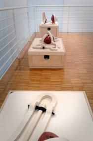Panoramica della mostra di Daniele D'Acquisto, Museo d'Arte Contemporanea, Lissone (MB)