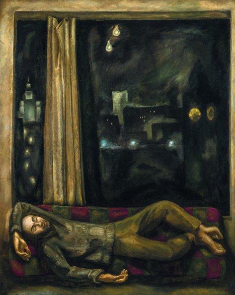 Viktor Popkov, Il lavoro e finito, 1972