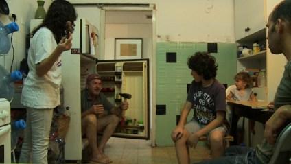 GUY BEN-NER Soundtrack, 2013 Video still, single-channel video Courtesy Pinksummer, Genova