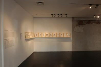 Cosimo Veneziano, La ferita e il re. Storyboard, installazione, dimensioni variabili, 2014