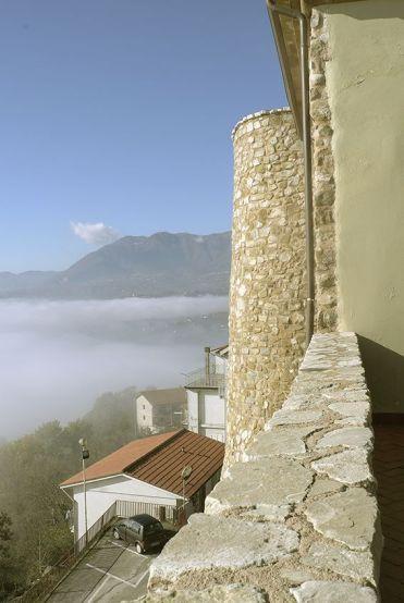 Manocalzati, Castello San Barbato Foto .Fabio Donato