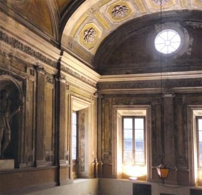 Palazzo Stanga Trecco, scalone Courtesy Distretto Culturale di Cremona