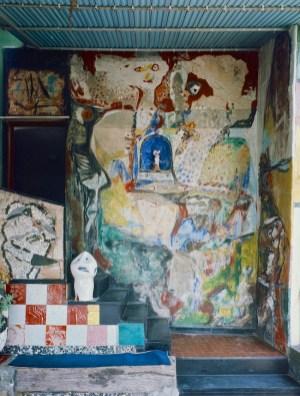 Veduta della Casa Museo Jorn. Foto Bartoli