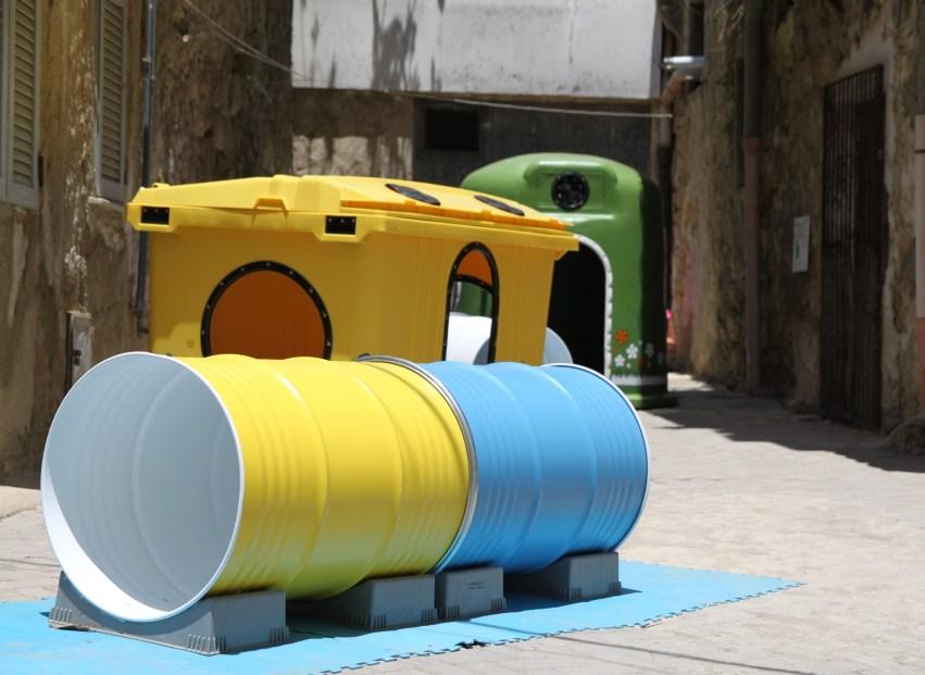 Low Cost Design Park - FARM Cultural Park