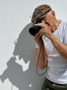 Nino Migliori, ritratto, foto Marco Pasini [1600x1200]