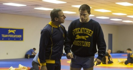Immagine tratta dal film The Foxcatcher
