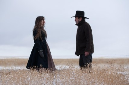 "Immagine tratta da ""The Homesman"" di Tommy Lee Jones"